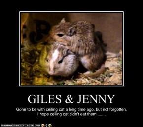 GILES & JENNY