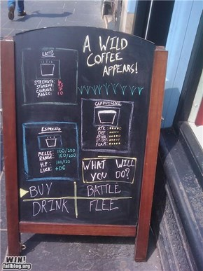 Coffeémon WIN