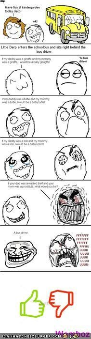 trolls start young
