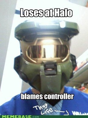 master chief, now a meme