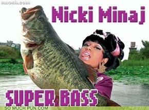 That Boom, Badoom, Boom Bass...