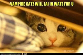 VAMPIRE CATZ RULE # 12