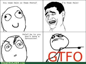 Team Peeta or Gale