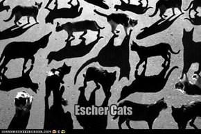 Escher Cats