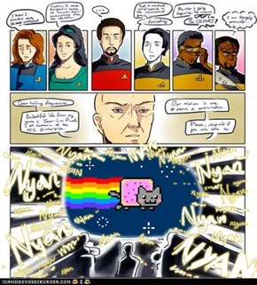 Nyan Trek: Resistance is Futile