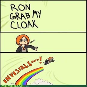 10 Points for Gryffindor!