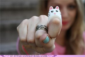 Ring of the Day: Whiskers