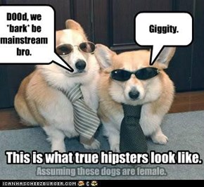 This is what true hipsters look like.