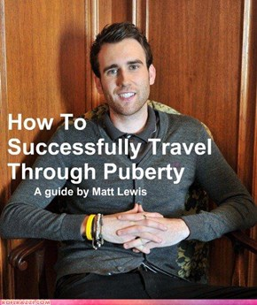 Longbottom's guide to successful puberty.