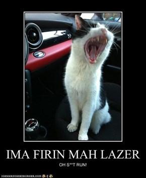 IMA FIRIN MAH LAZER