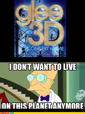 3D is 3 Too Many