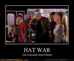 HAT WAR