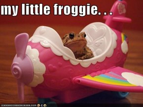 my little froggie. . .