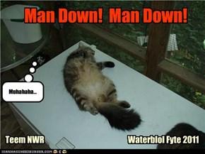 Man Down!  Man Down!