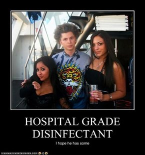 HOSPITAL GRADE DISINFECTANT