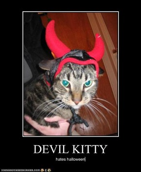 DEVIL KITTY