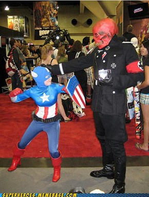 Damn Red Skull, How You've Grown!