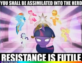 You Will Become a Brony, No Matter What