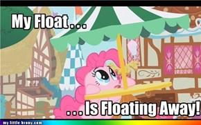 My Float . . .