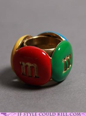 Ring of the Day: Candy Coated