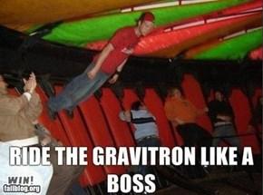 CLASSIC: Gravitron WIN