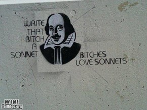 Hacked IRL: The Bard Knows Best