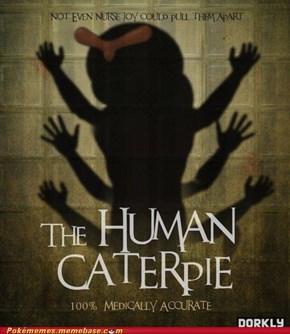 Human Caterpie