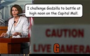 Godzilla v. Gamera