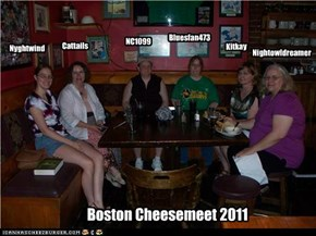Boston Cheesemeet 2011