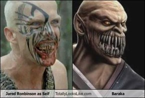 Jared Ronbinson as Seif Totally Looks Like Baraka