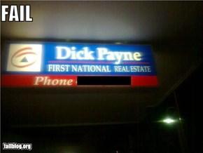 Agent Name FAIL