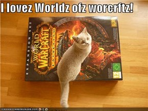 I lovez Worldz ofz worcrftz!
