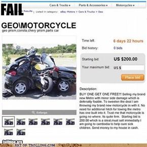 eBay Trolling