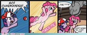 Pinkie pie used Twichy Tail