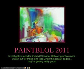 PAINTBLOL 2011