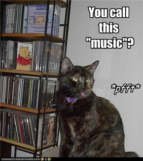 Everyone's a music critic ...