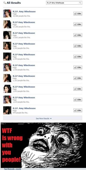 R.I.P. Amy Winehouse