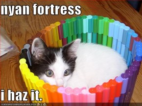 nyan fortress  i haz it.