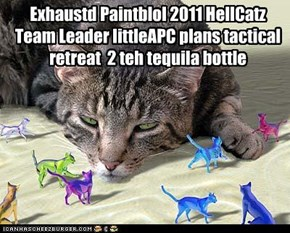 Iz nawt easy bean a Team Leader these days...