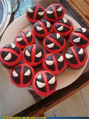 Those Cupcakes are Crazy!