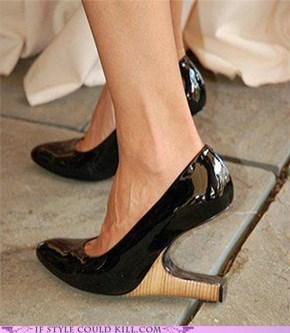 High heels?!