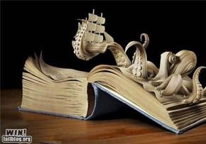 Classic: Book Sculpture WIN