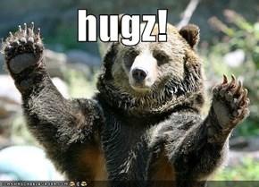 Who Doesn't Love a Nice Bear Hug?
