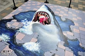 3D painting WIN!