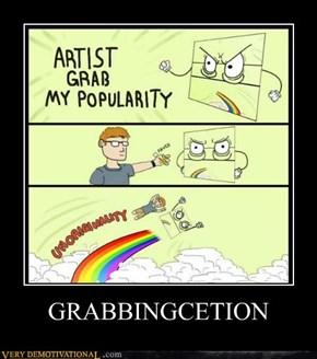 GRABBINGCETION