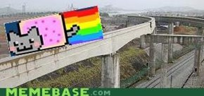 Monorail Nyan Cat