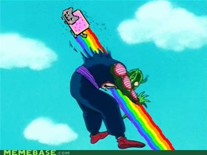Nyan Ball: The Death of King Piccolo