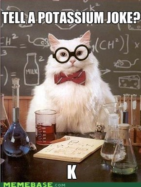 Introducing Chemistry Cat