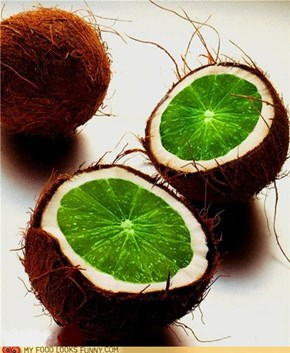 Put de Lime in de Coconut