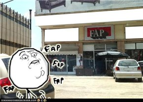 The IRL : FAP store